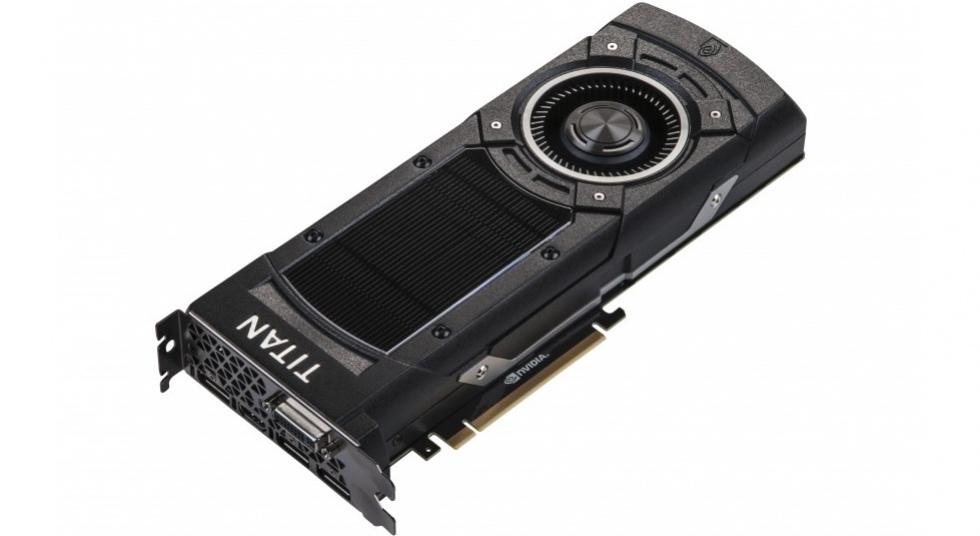 NVIDIA анонсировала GeForce GTX Titan X