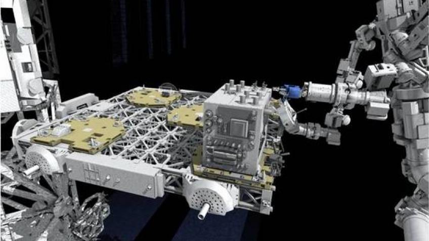 В космосе появится заправка для космических кораблей