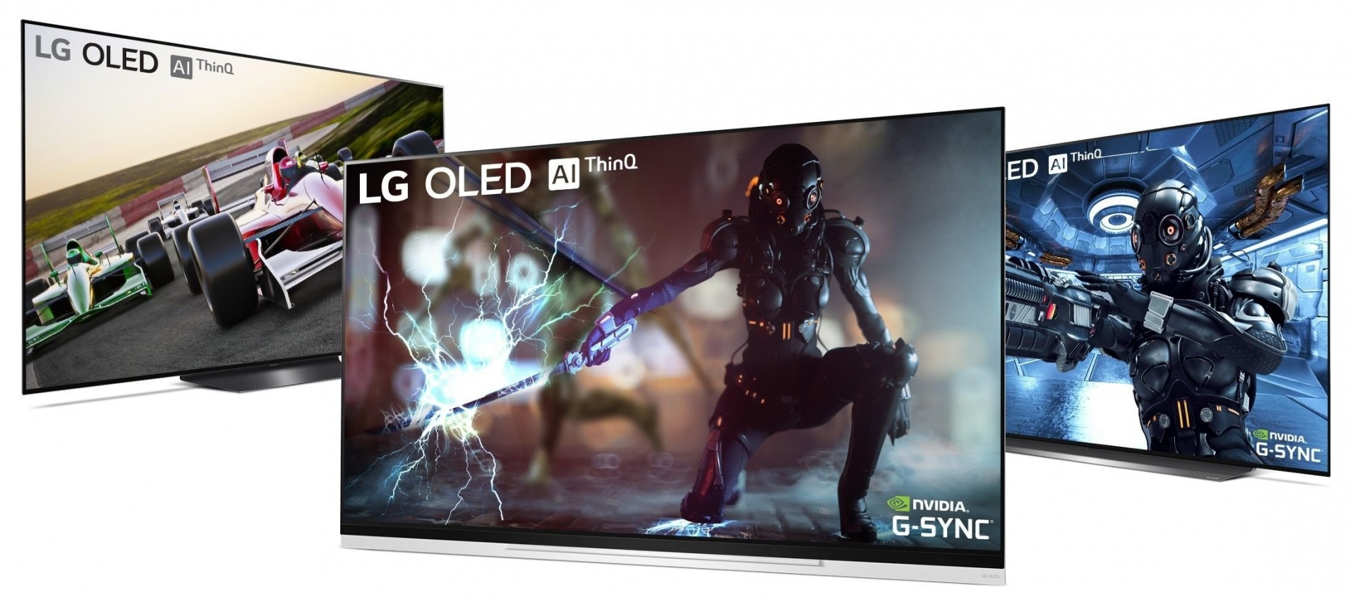 OLED-телевизоры LG получат поддержку NVIDIA G-Sync