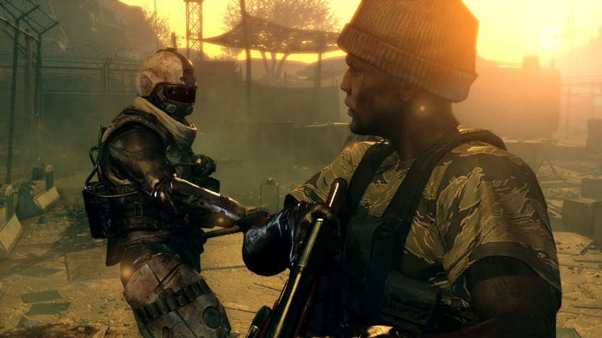 Metal Gear Survive можно опробовать бесплатно