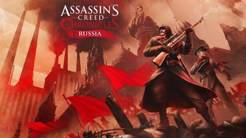 Подписчикам Xbox Live Gold выдадут Assassin's Creed Chronicles: Russia