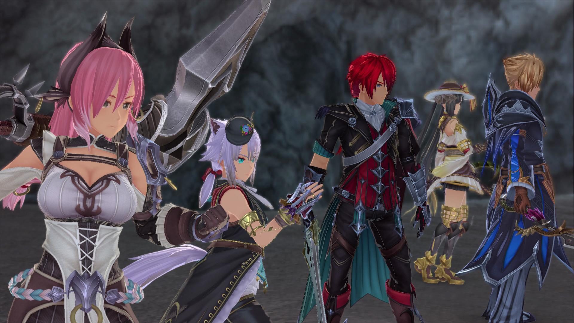 В новом трейлере Ys IX: Monstrum Nox представили персонажей