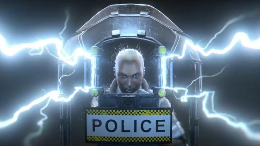 Ubisoft представила Clash, новую защитницу R6: Siege