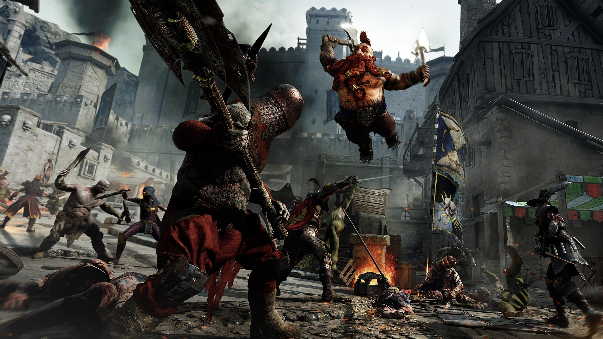 Warhammer: Vermintide2 теперь работает в 60 FPS на Xbox Series