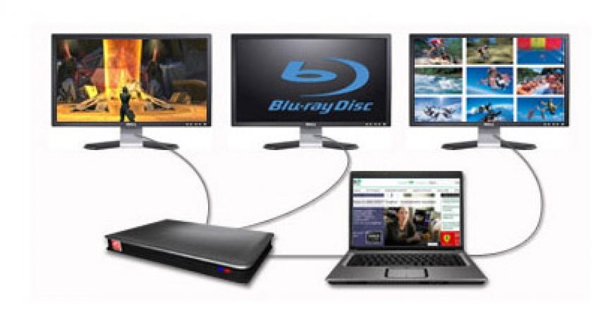 Computex 2008: Внешняя видеокарта ATI XGP