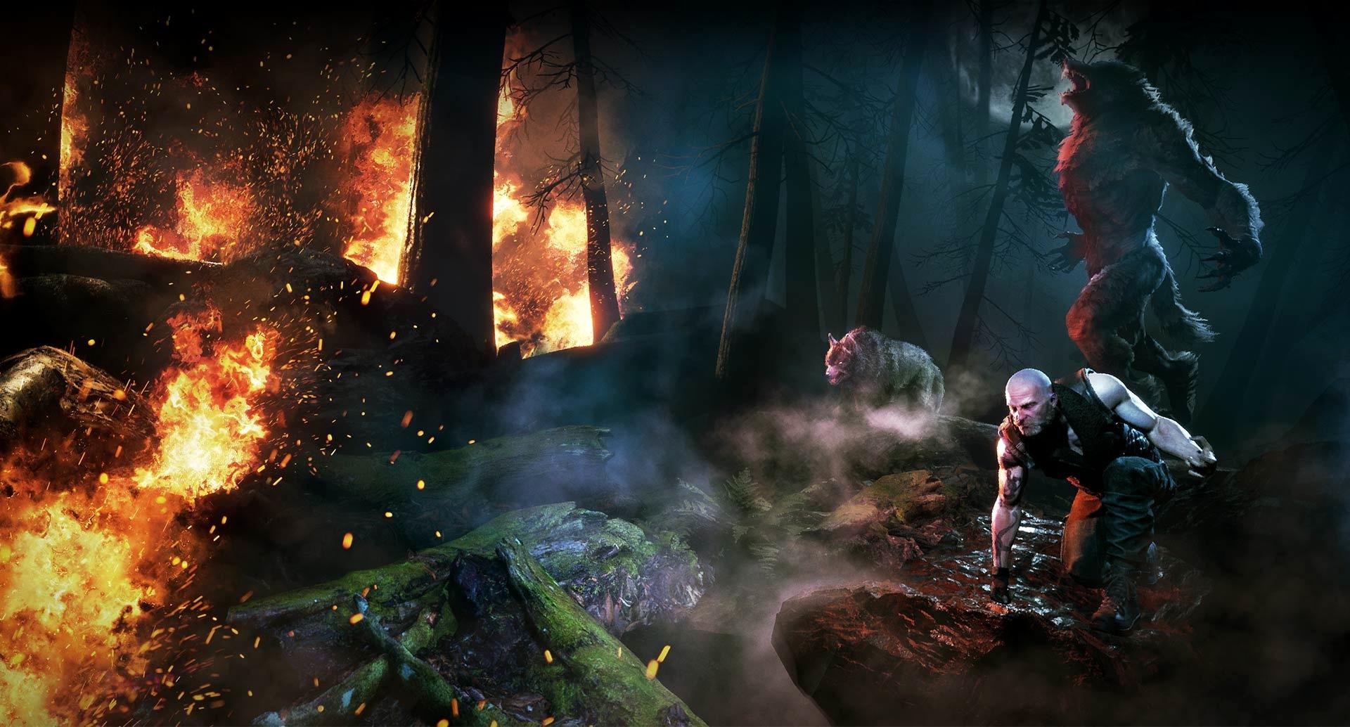 Werewolf: The Apocalypse – Earthblood выходит в феврале