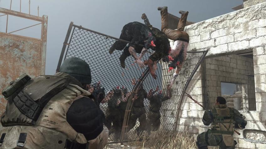 Бета-тестирование Metal Gear Survive пройдёт на РС