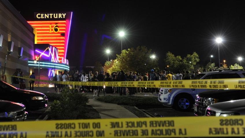 Стрельбу в кинотеатре Колорадо связали с жестокими видеоиграми