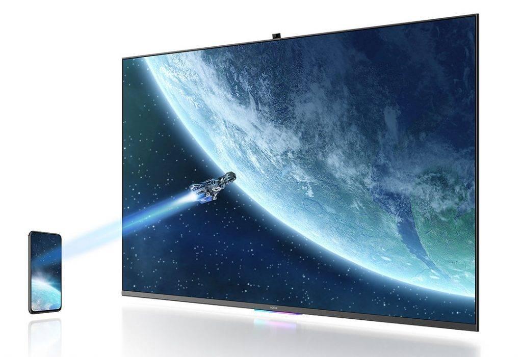Huawei показала первое устройство под управлением HarmonyOS