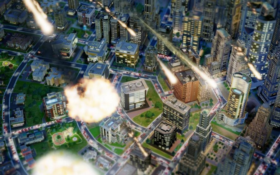 С Mac-версией SimCity возникли проблемы