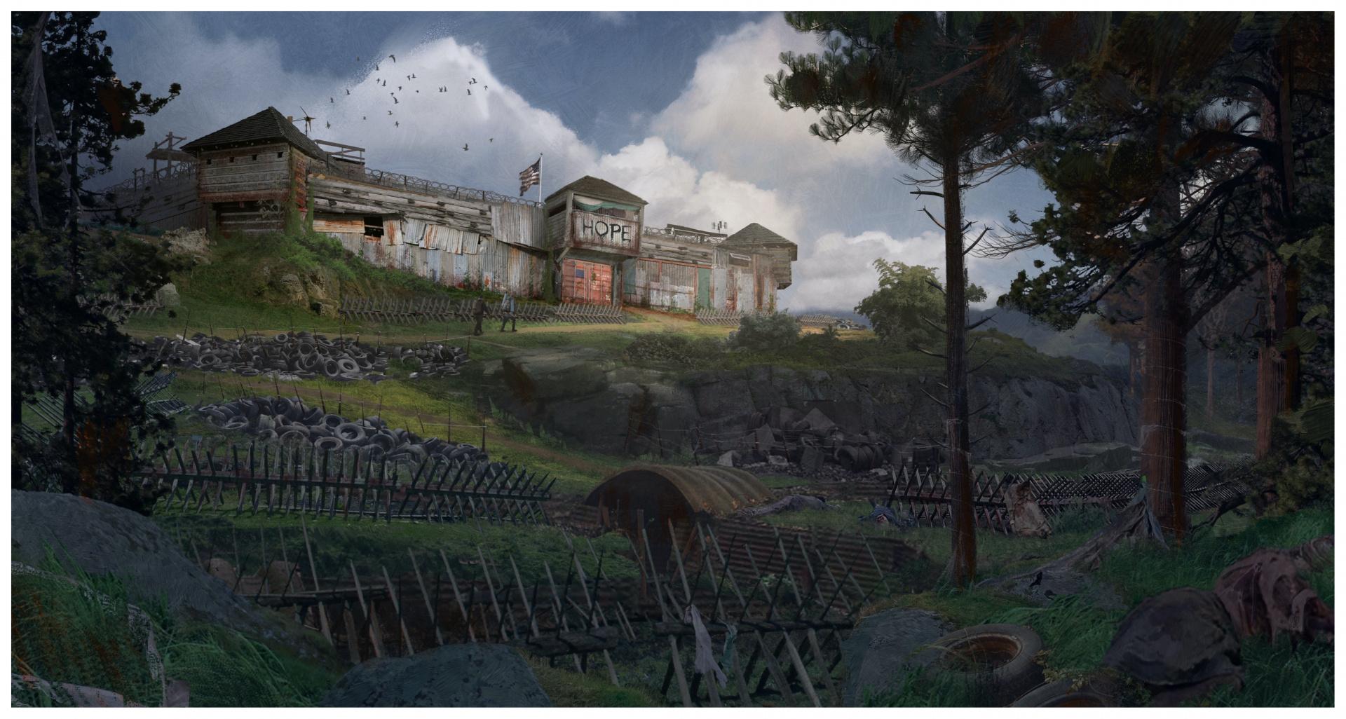 Авторы Left4 Dead показали первый постер Back4 Blood