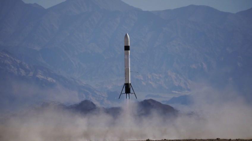 В Китае протестировали многоразовую ракету