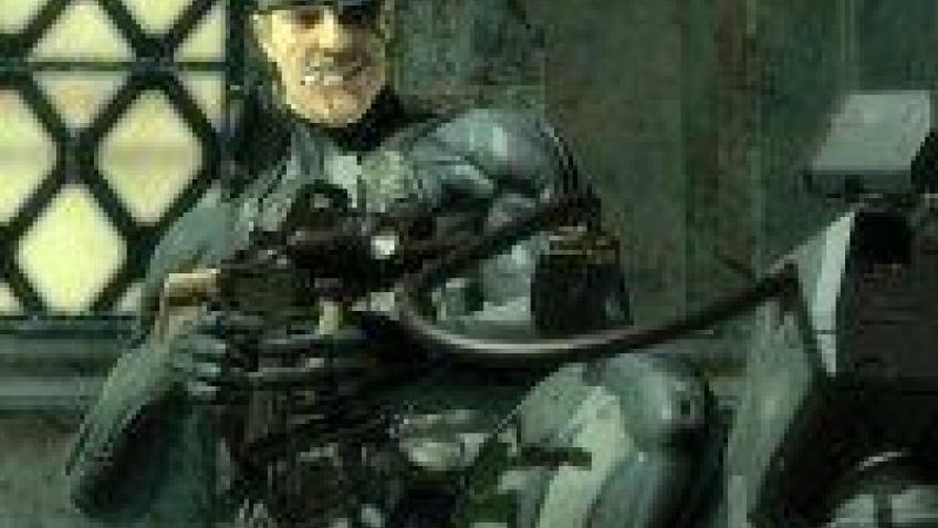 MGS4 все-таки и на Xbox 360?
