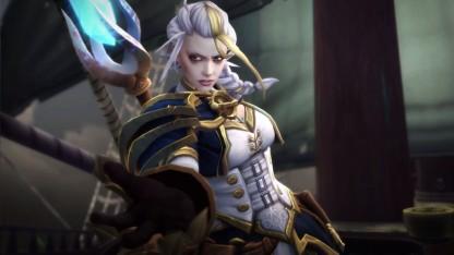 Хелависа рассказала о World of Warcraft и Джайне Праудмур