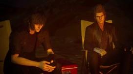 Final Fantasy XV прорекламирует товары для походов