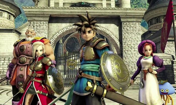 Dragon Quest Heroes: Anryuu to Sekaiju no Shiro доберется до стран Запада