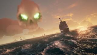 Создатели Sea of Thieves рассказали о проклятых крепостях скелетов
