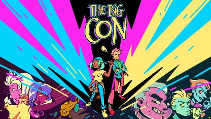 Всё ради семьи: криминальная комедия The Big Con вышла в Steam
