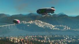 Четвертое дополнение для Cities: Skylines добавит новые виды транспорта