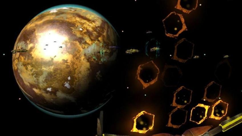 'Новый Диск' отправится в космос