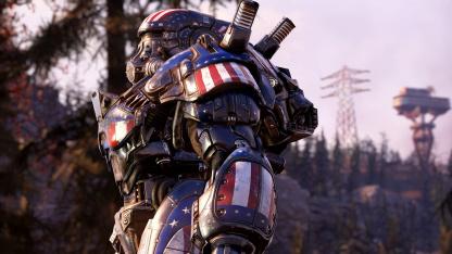 Fallout76 получила обновление «Власть стали» вместе со стартом пятого сезона