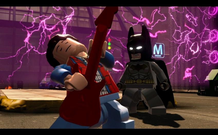 Разработчики LEGO Dimensions посвятили трейлер машинам