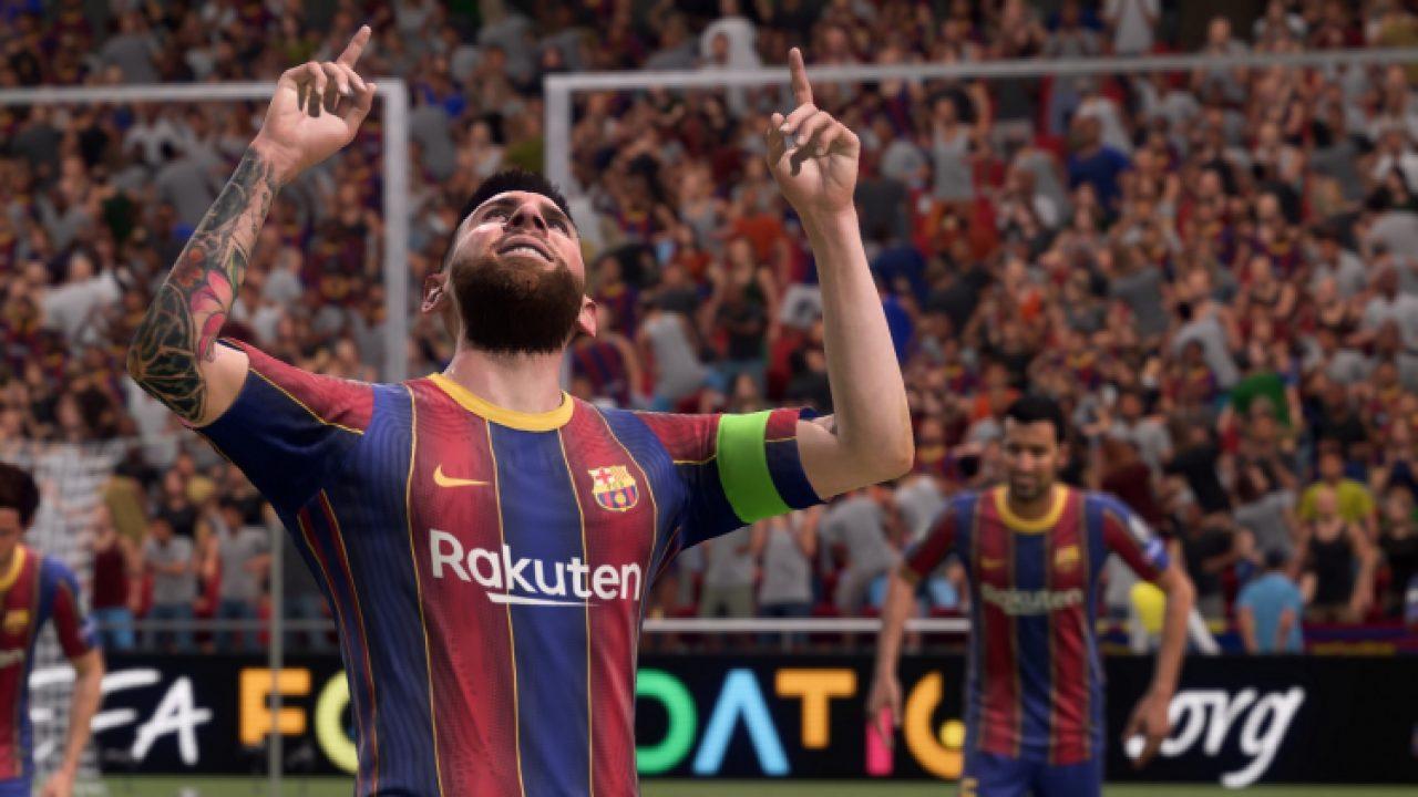 Раздаем 100 ключей на закрытую бету FIFA Online4