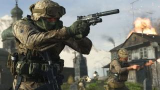 Для Call of Duty: Modern Warfare вышел первый крупный патч с новыми картами