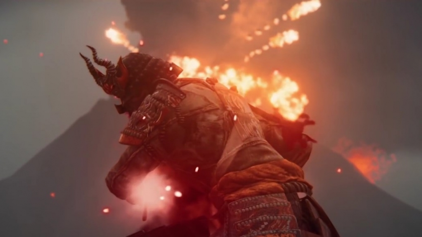 В For Honor стартовало временное событие «Власть преисподней»