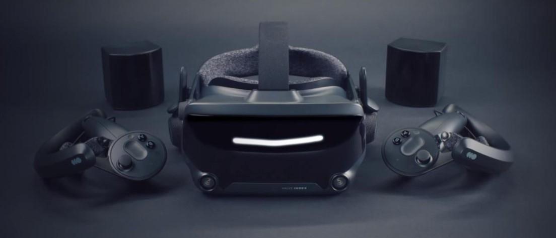 Valve представила VR-шлем Index и пообещала выпустить флагманскую VR-игру