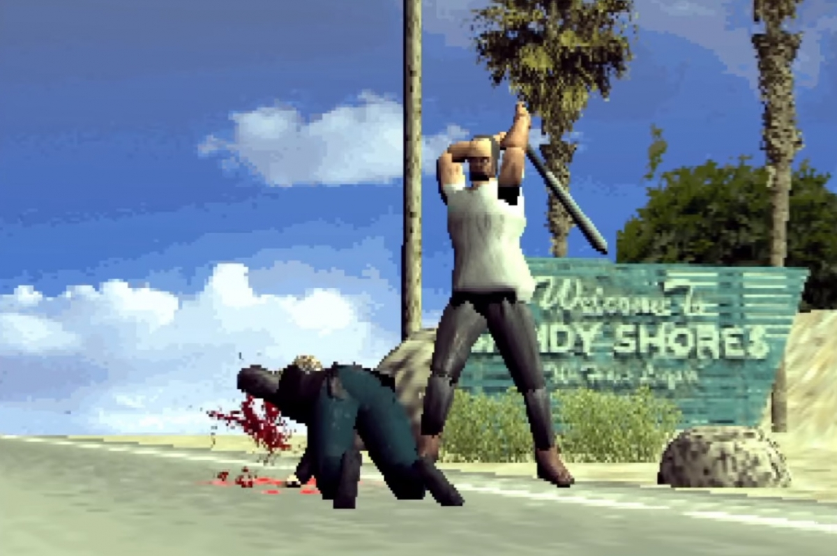 Что, если бы GTA5, Far Cry5 и другие современные игры вышли в 1998 году?