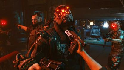 Игроки Cyberpunk 2077 убили в Найт-Сити13 миллиардов человек