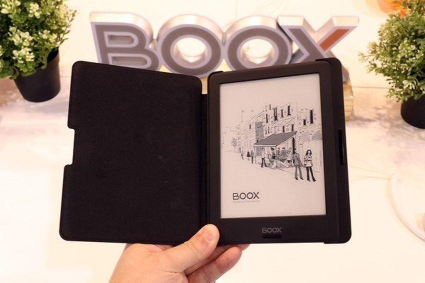 Onyx Book представила концепт модульной читалки Viking