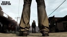 В Red Dead Redemption пропадают лошади