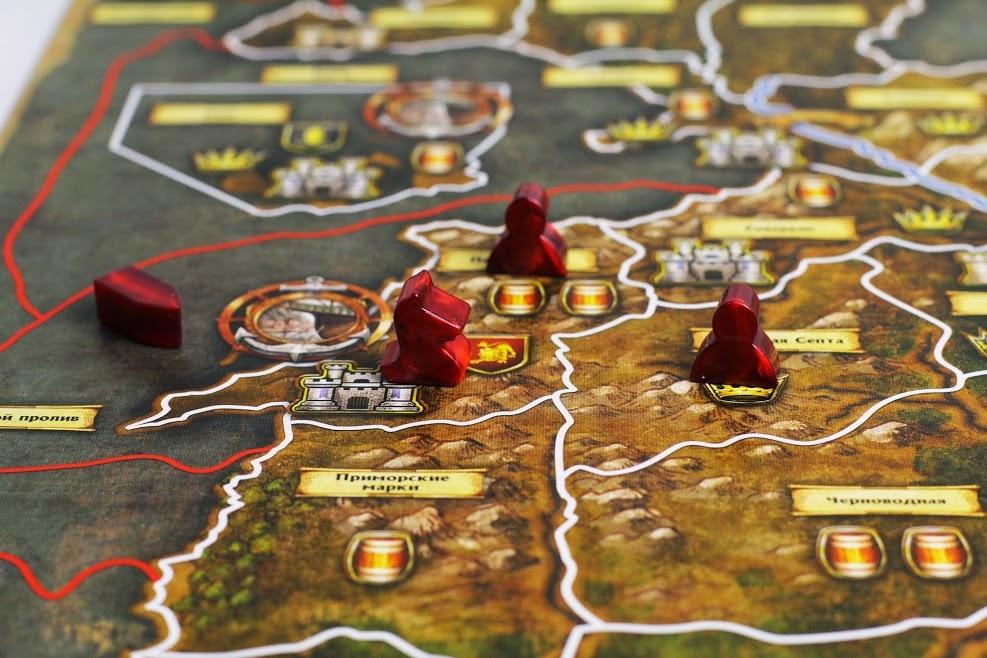Настолки по «Игре престолов» позволят переписать легендарную сагу