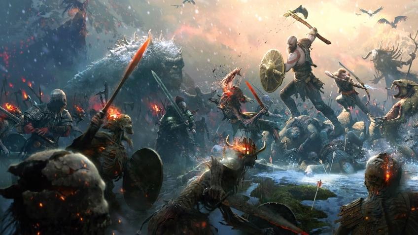Состоялся релиз документального фильма о разработке God of War для PS4