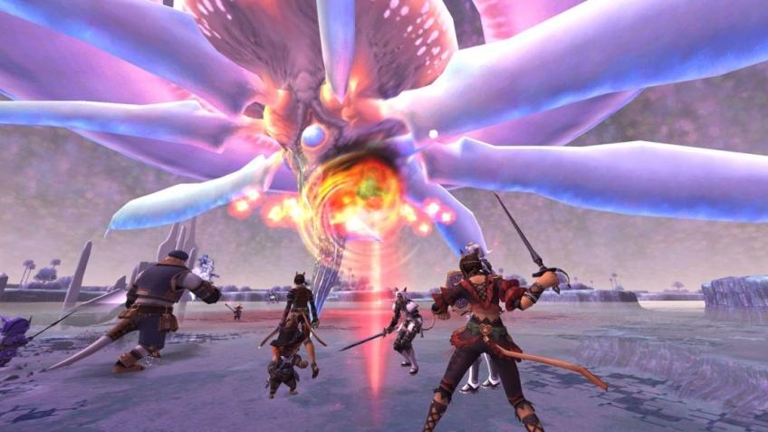 Закончилась эра консольной Final Fantasy XI
