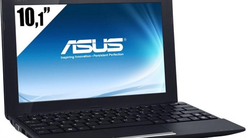 ASUS представит недорогие нетбуки на основе MeeGo или Android