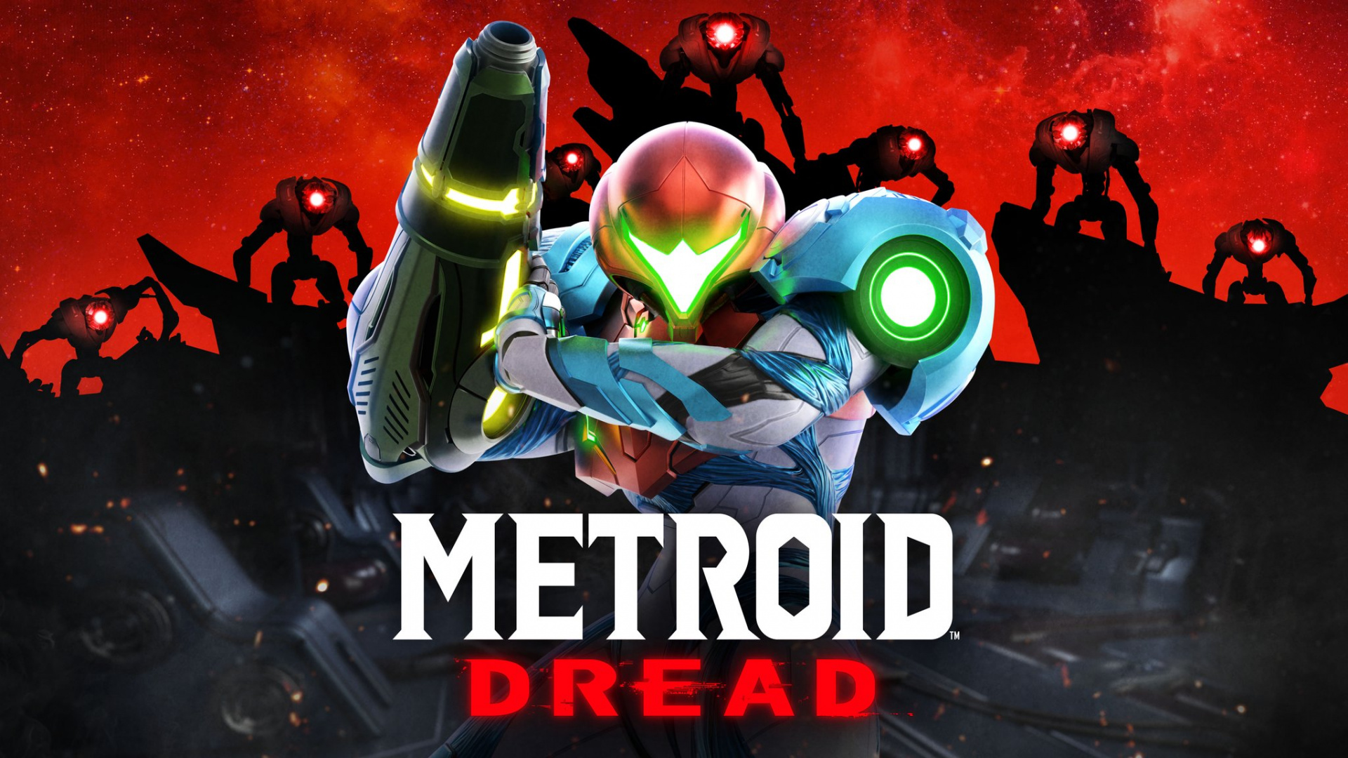 Nintendo анонсировала новую Metroid — Metroid Dread