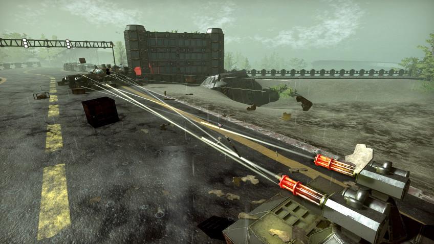 Dieselpunk Wars вышла в ранний доступ Steam