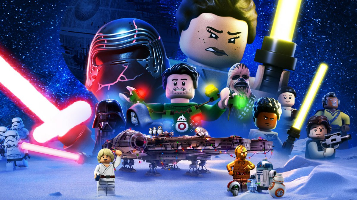 Рождество в «Звёздных войнах»: Disney+ покажет LEGO Star Wars Holiday Special