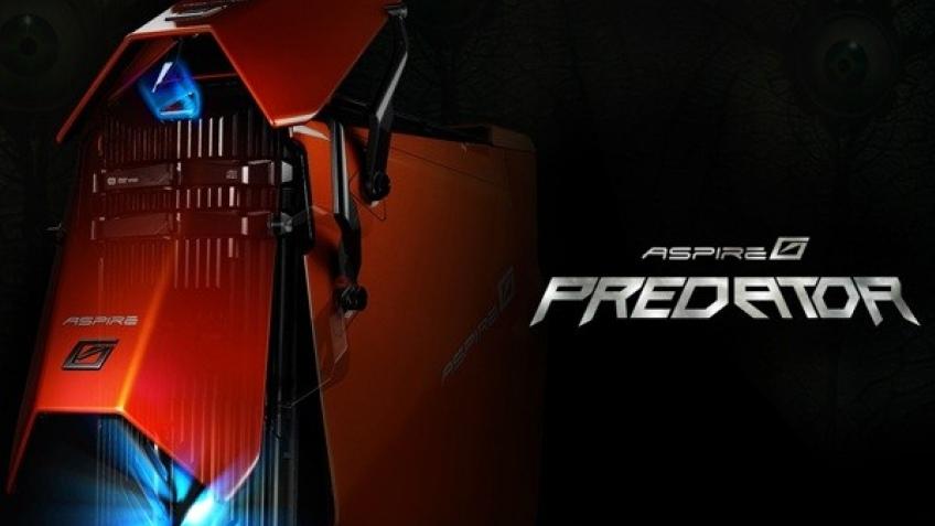 """""""Хищник"""" от Acer геймерам"""