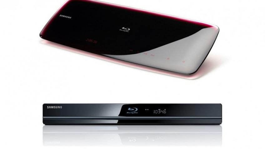 Новая линейка Blu-ray-плееров Samsung