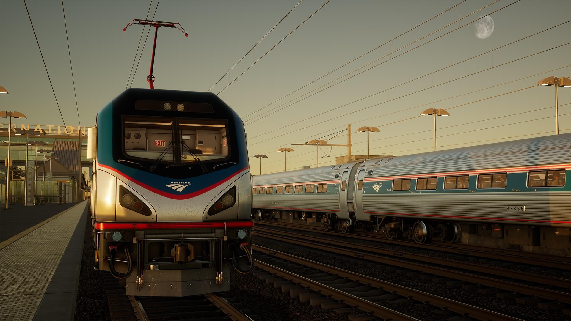 Для любителей поездов: Railway Empire на Switch и Train Simulator 2020 в Humble