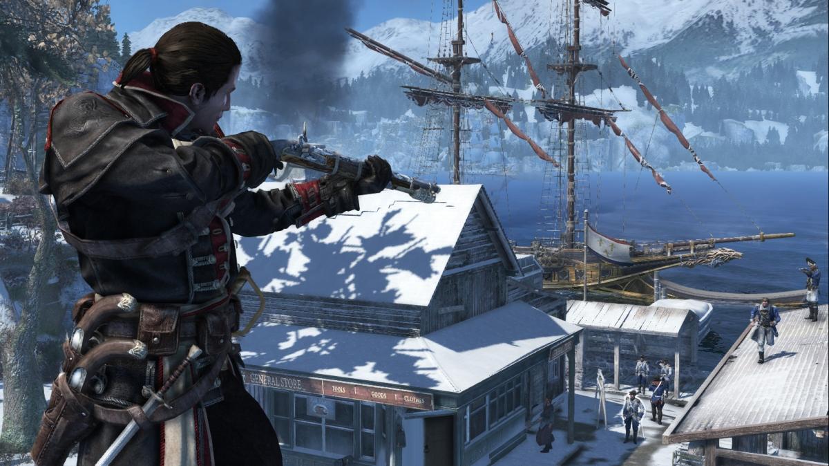 Слух: HD-версия Assassin's Creed: Rogue выйдет на современных консолях