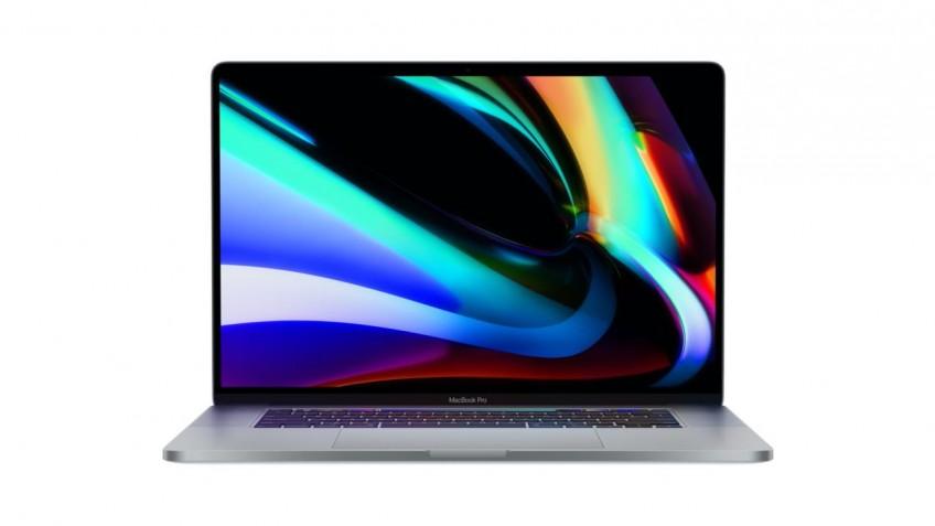 Apple презентовала новый MacBook Pro на16 дюймов