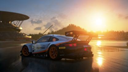 Assetto Corsa Competizione выпустят на PlayStation5 и Xbox Series