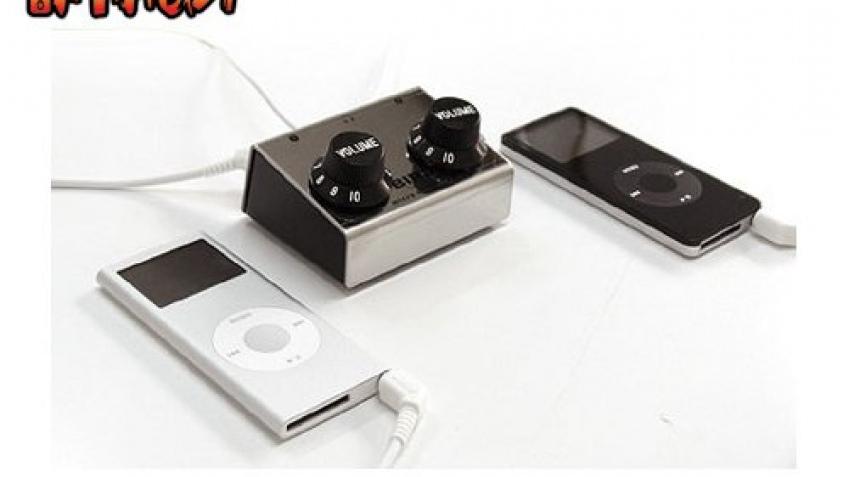 Странная периферия для iPod