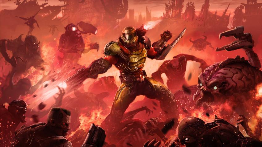 DOOM Eternal скоро появится в Xbox Game Pass