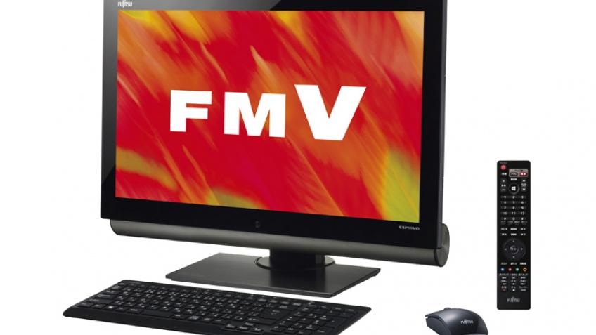 Fujitsu представила моноблочный ПК Esprimo FH98/JD с управлением взглядом